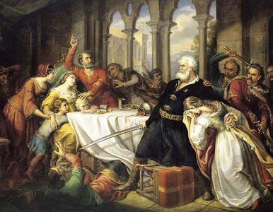 Córka Łokietka wyszła za mąż za władcę Węgier. Straciła cztery palce w...