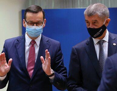 """Morawiecki spotka się z premierem Czech. """"Decyzja TSUE jest bardzo..."""