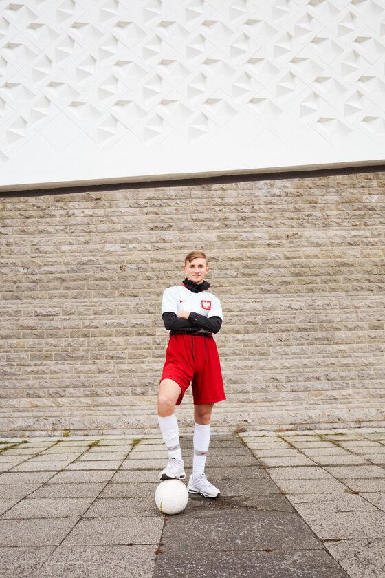 Zdjęcie z sesji Nike