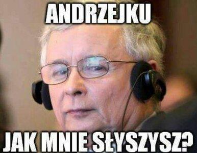 """""""Kaczyński: Andrzejku, jak mnie słyszysz?"""" Najlepsze memy po debacie"""