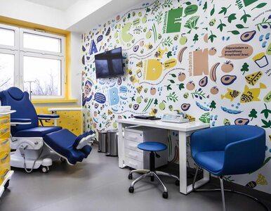 """Rusza wyjątkowy program edukacyjny """"Nauka ratuje życie""""  – mali pacjenci..."""