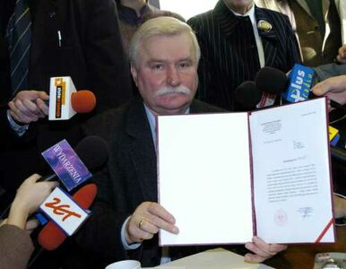 Wałęsa był wykorzystywany operacyjnie przez SB
