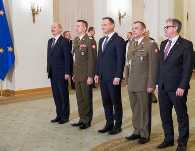 Prezydent wręczył nominacje dowódcy operacyjnemu i dowódcy WOT