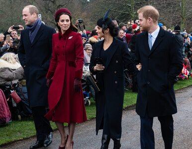 Konflikt w rodzinie królewskiej? Ostatnia deklaracja Meghan i Harry'ego...