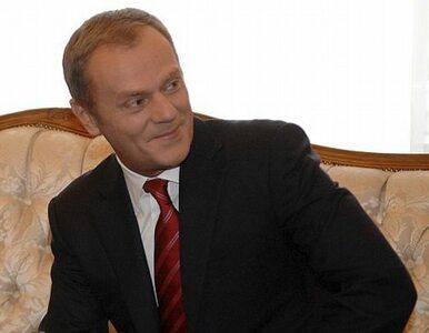 """Donald Tusk kolędował w """"Szansie na sukces"""""""