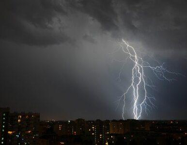 Nad Polską przechodzi chłodny front. Gwałtowne burze i nawałnice