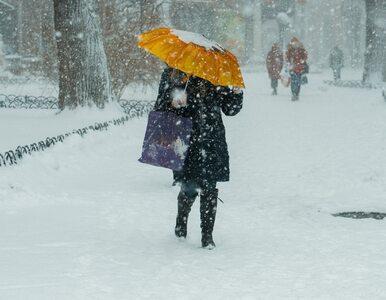 IMGW wydał ostrzeżenia. Spadnie nawet 15 cm śniegu!