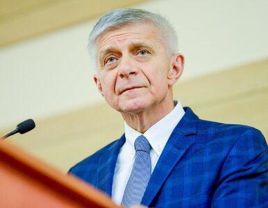 Marek Belka kpi z premiera po nałożeniu kary na Polskę. Pisze o...