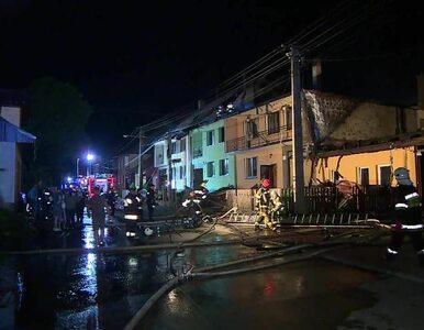 """Pożar w Nowej Białej. Premier Słowacji zaoferował """"wszelką potrzebną pomoc"""""""