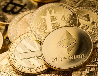 Załamanie bitcoina. Kryptowaluta tanieje o 10 proc. w efekcie wieści z Chin