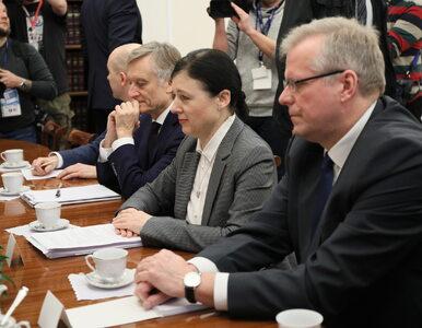 Wiceszefowa KE Vera Jourova z wizytą w Polsce. Dialog osobisty cenię...