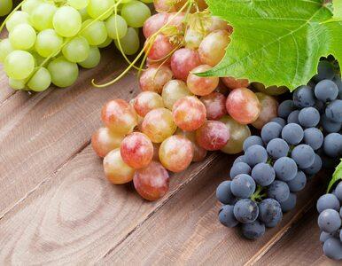 8 korzyści zdrowotnych wynikających ze spożywania winogron