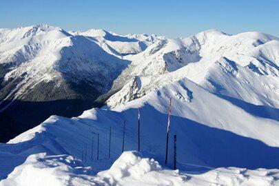 Tatry zimą. Niesamowite zdjęcia