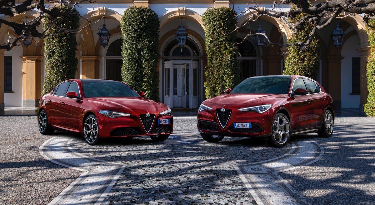 Alfa Romeo Giulia i Stelvio 6C Villa d'Este