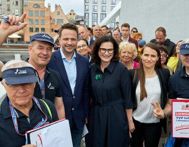 PO zebrała niezbędne podpisy pod likwidacją TVP Info. Tusk nie będzie...