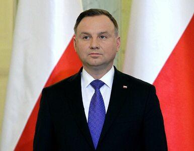 """Andrzej Duda podpisał deklarację """"Obronimy Polskę Plus"""". Chodzi o..."""