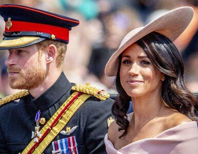 Królowa Elżbieta, Kate i William o narodzinach syna Meghan i Harry'ego....