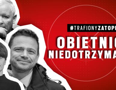 Emilewicz obiecuje 1000 zł, Trzaskowski chwali 500 zł. Kto da więcej?