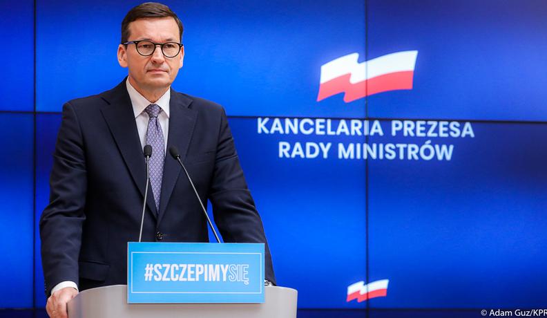 Morawiecki odwołał wizytę w Budapeszcie. To sygnał dla Czechów