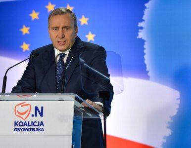 Wiceszef koła PO w Gliwicach zrezygnował z członkostwa w partii....