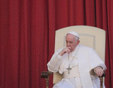 Papież Franciszek pojechał do szpitala. Przejdzie zaplanowany zabieg