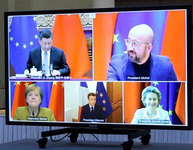 Przełom w relacjach Chiny-UE? Jest porozumienie w sprawie umowy...