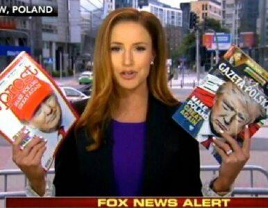 """Sukces """"Wprost"""". Fox News pokazała okładkę tygodnika na wizji"""