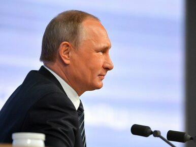 Putin żartuje z afery po spotkaniu Tump – Ławrow. Kamera zarejestrowała...