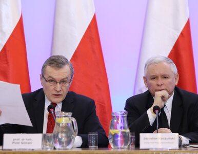 Gliński: Kaczyński powinien być premierem
