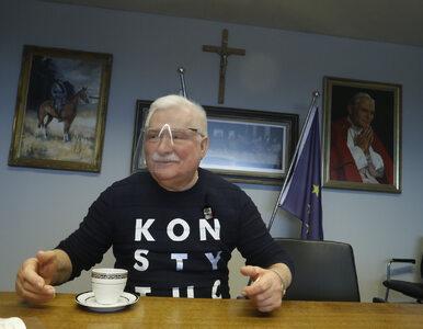 Wałęsa szuka pracy w internecie i wymienia swoje zalety. Jakie ma...
