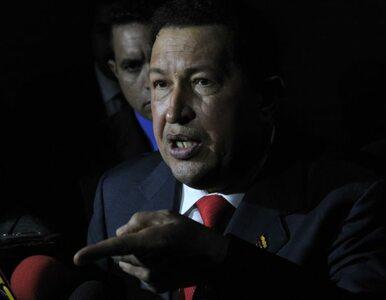 Chavez nie przysięgał, ale rządzi