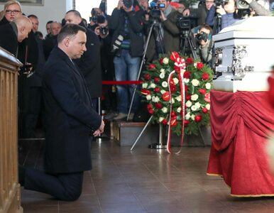Łukasz Urban został pochowany. Andrzej Duda na pogrzebie polskiego kierowcy