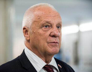"""Niesiołowski porównał posła PiS do meduzy. """"Panie jenocie..."""""""