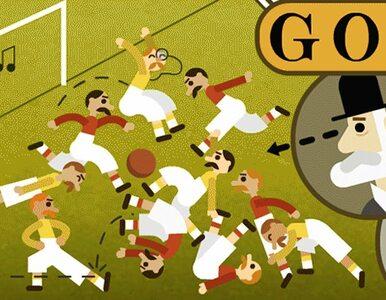 Piłka nożna w Google Doodle. Kim był Ebenezer Cobb Morley?