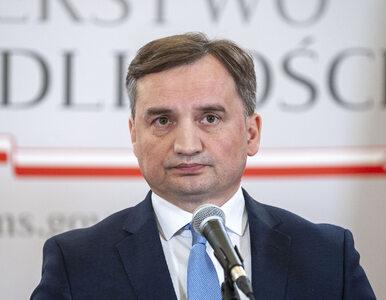 PE przyjął rezolucję krytykującą KE ws. praworządności. Zbigniew Ziobro:...