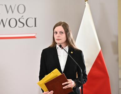 Zuzanna Wiewiórka nagrodzona przez resort Ziobry. Strajk Kobiet: PiS...