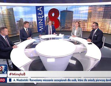 Wpadka Krzysztofa Ziemca w TVP Info. Zapomniał, kim jest jego gość....