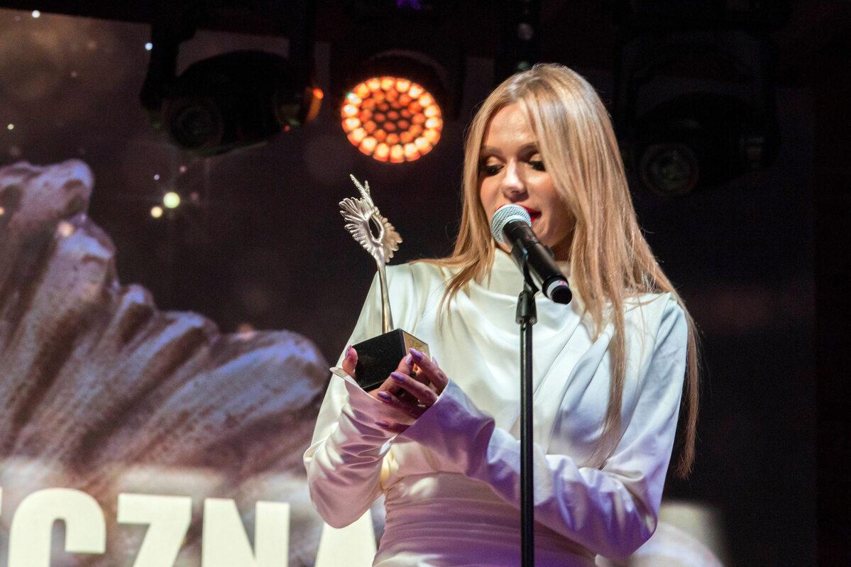 Dorota Rabczewska-Stępień laureatką ShEO_Awards