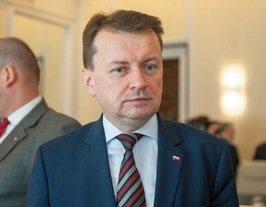Sejmowa komisja przeciw odwołaniu Mariusza Błaszczaka