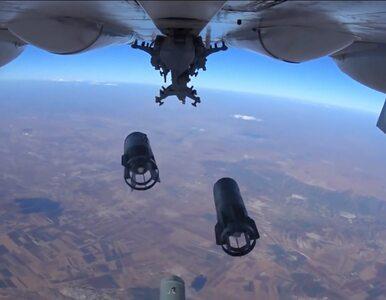 Rosja zrzuciła bomby. Zginęło co najmniej 63 cywilów