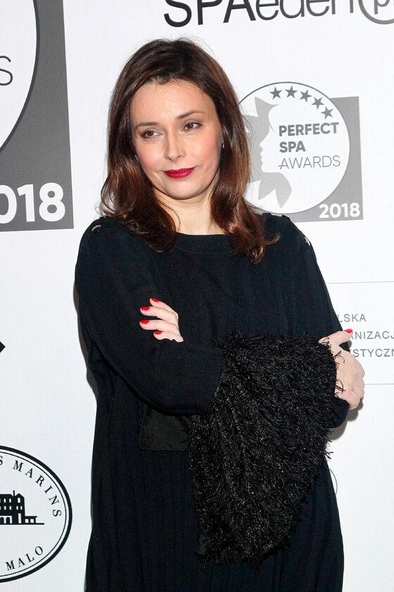 Renata Dancewicz w 2019 roku
