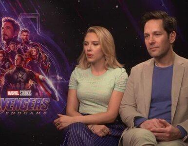 Scarlett Johansson i Paul Rudd o pożegnaniu z Avengersami