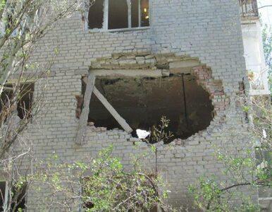 Ukraińskie miasta po walkach. Zdjęcia