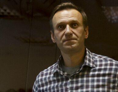 Nawalny przekazał pierwszą wiadomość z aresztu. Opowiedział o życiu w celi