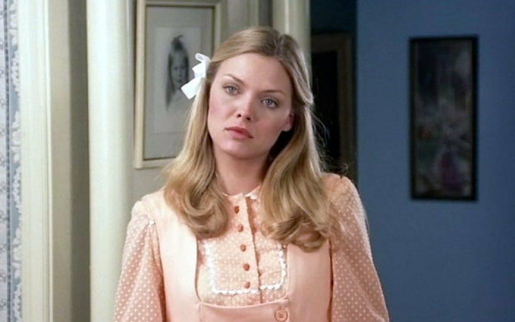 """Michelle Pfeiffer w """"Zakochać się jeszcze raz"""", rok 1980"""