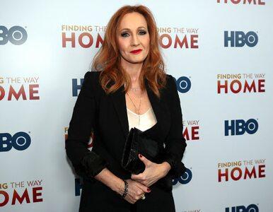 J.K. Rowling poinformowała, że miała koronawirusa. Przekazała, co jej...