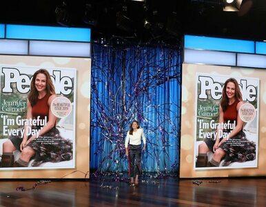 """Jennifer Garner najpiękniejszą kobietą świata według magazynu """"People""""...."""