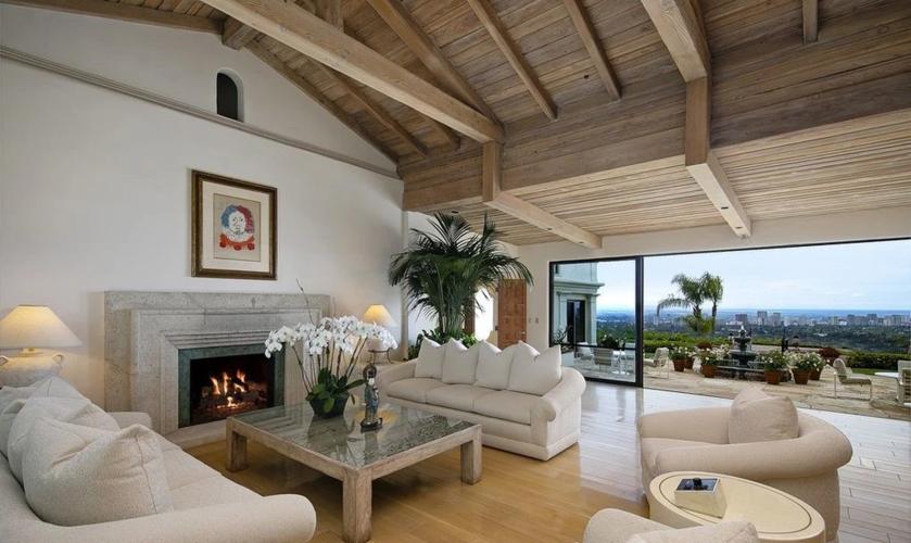 Nowy dom LeBrona Jamesa w Beverly Hills