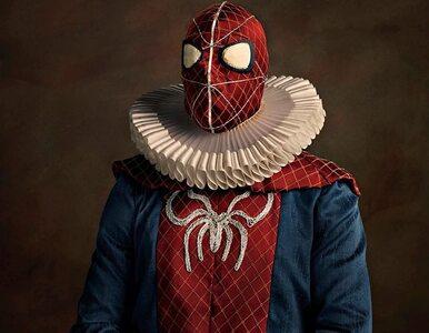 A gdyby Spider-Man, Joker i Lord Vader urodzili się w XVI w.?