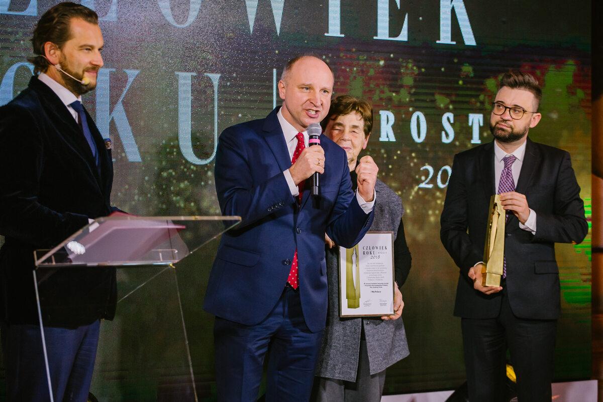 Przemówienie ministra Wojciecha Kolarskiego
